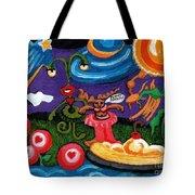 Planet Fantastic Tote Bag