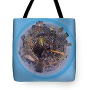 Planet Wee Montreal Quebec Tote Bag