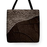 Plant And Mineral Tote Bag