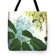 Plant Life Inside-outside Tote Bag