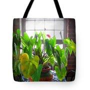 Planter In France Tote Bag