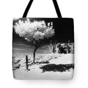 Plas Pren Tote Bag by Simon Marsden
