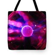 Plasma Hand Tote Bag