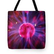 Plasma Tote Bag