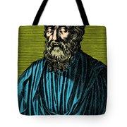 Plato, Ancient Greek Philosopher Tote Bag