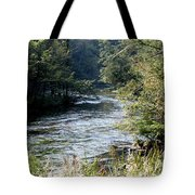 Platte River Tote Bag