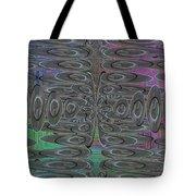 Platter Pandemonium Tote Bag