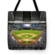 Play Ball 2012 Tote Bag