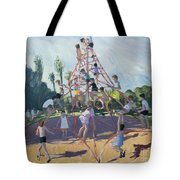Playground Tote Bag by Andrew Macara