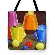 Playground  Tote Bag by Irina Sztukowski