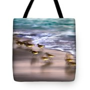 Playing Pipers Tote Bag