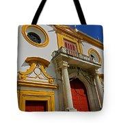 Plaza De Toros De La Maestranza - Seville  Tote Bag