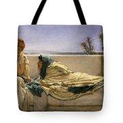 Pleading Tote Bag