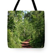 Pleasant Trail Tote Bag