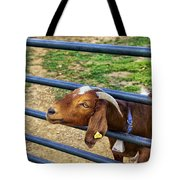 Please Exonerate Me - Billy Goat Tote Bag