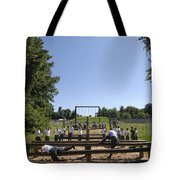 Plebes In The U.s. Naval Academy Class Tote Bag