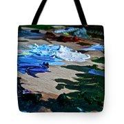 Plein Air Palette Tote Bag