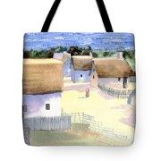 Plimoth Plantation Tote Bag