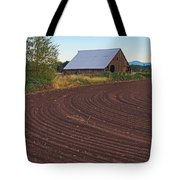 Plow Designs And A Barn Tote Bag
