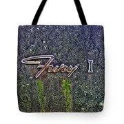 Plymouth Fury Logo Tote Bag