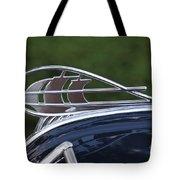 Plymouth Hood Ornament Tote Bag