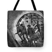 Pneumatic Transit, 1870 Tote Bag