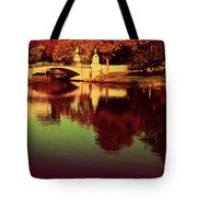 Pocket Of The City Tote Bag