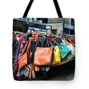 Pocketbooks And Purses Tote Bag