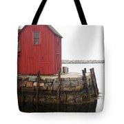 Pockport Harbor Tote Bag