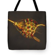 Podocyrtis Triacantha Lm Tote Bag