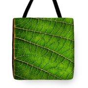 Poinsettia Leaf IIi Tote Bag