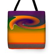 Point After Touchdown Tote Bag