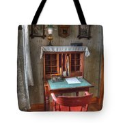 Point Loma Lighthouse Writing Desk Tote Bag