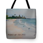 Point Of Rocks Tote Bag