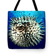 Pointed Opinion Tote Bag