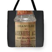 Poison Circa 1900 Tote Bag