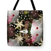 Poker Pop Art All In Tote Bag by Pepita Selles