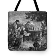 Poland: Cholera, 1873 Tote Bag