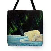 Polar Cinema Tote Bag