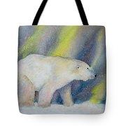 Polar Lights Tote Bag