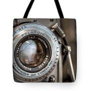 Polaroid Pathfinder Tote Bag by Scott Norris
