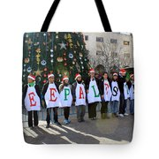Politics And Religion Tote Bag