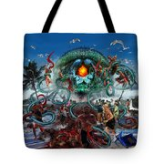 Pollution Shall Thank You Tote Bag