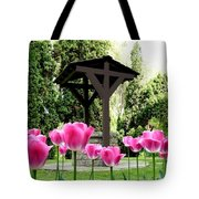 Polson Park Well Tote Bag