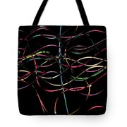 Polyester Fibers Tote Bag