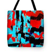 Polyptych   II Tote Bag