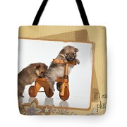 Pomeranian 1 Tote Bag by Everet Regal