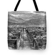 Pompeii: Ruins, C1880 Tote Bag