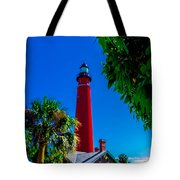 Ponce Inlet Lighthouse 1 Tote Bag