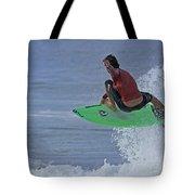 Ponce Surfer Soar Tote Bag